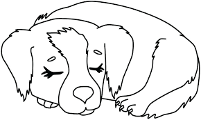 Dog Coloring Pages Online E2837 Printable Dog Coloring Pages