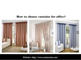 curtains for office. Curtains For Office
