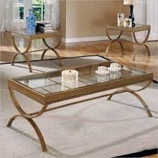 Steve Silver Emerson EM1500   Coffee Table And End Table