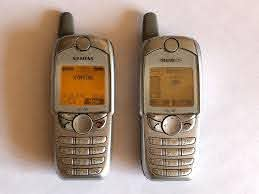 Old Cell Phones - Siemens SL45 was the ...