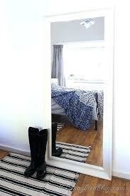 ikea large mirror large wall mirror black boots in front of a large mirror in bedroom
