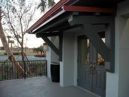 front door overhangModern Front Porch Overhang