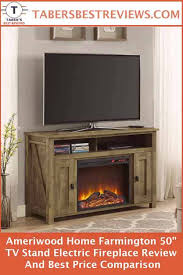 electric fireplace reviews 168 71 taber s best reviews has tested and reviewed the ameriwood home farmington 50