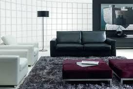 black modern living room furniture. living room astounding black leather loveseat sofa for contemporary furniture modern
