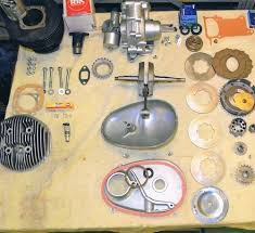 that the villiers two stroke engine has been a major part of of road motorcycling is fairly obvious but what is it like inside what are the points to look