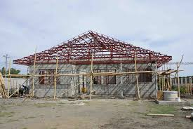 Light Steel Frame House Philippines Our Philippine House Project Roof And Roofing My