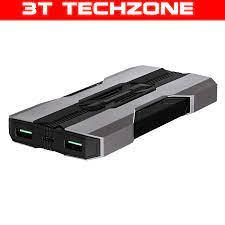 Pin sạc dự phòng Xiaomi Black Shark 10000mAh Sạc nhanh 2 chiều 18w   Màu  Trắng + Đen + Cam [ Hàng có sẵn ] - Pin sạc dự phòng di động