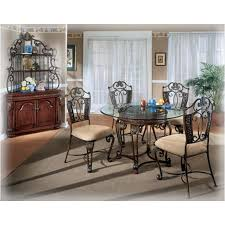d396 15 ashley furniture once ii dining room dinette table