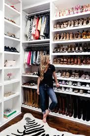 women closet shoe shelves