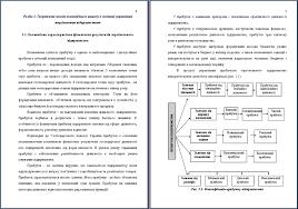 Аналіз фінансових результатів підприємства  Курсова робота перший розділ