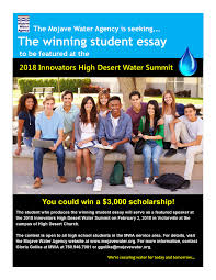 environmental science essay examples of a thesis statement in an  essay contest mojave water agency click here to contest flier