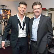 alan thicke robin thicke. Wonderful Thicke Intended Alan Thicke Robin F