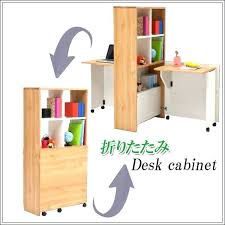 office desk cabinet. Office Desk On Wheels Folding Wide Cabinet Chair Without E