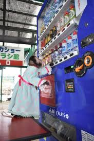 Monkey Vending Machine Unique Monkey At Tohoku Safari Park Buys Visitors Drinks Hands Back Change