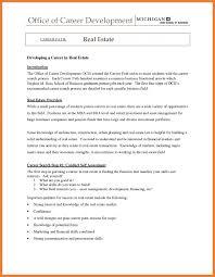 Real Estate Agent Resume Sop Proposal