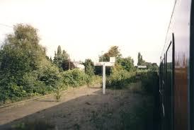 Bremerhaven-Speckenbüttel station