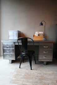 home office desk vintage design. vintage style office chair industrial mid century general fireproofing home desk design e