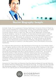 Professional Bio Template Word Contemporary Art Sites With