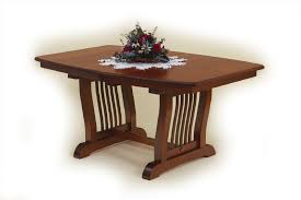 dining room table made in usa. amish royal mission dining furniture set - made in usa room table usa e