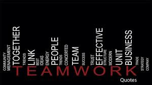 Quotes About Teamwork Stunning 48 Inspirational Teamwork Quotes Sayings With Images