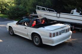 1990 Mustang convertible....keep the luggage rack? - Ford Mustang ...