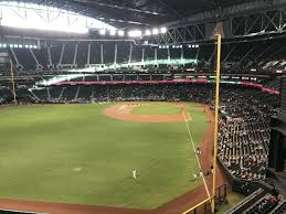 Chase Field Az Seating Chart Arizona Diamondbacks Seating Guide Chase Field