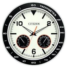 18 wall clock citizen decorative outdoor wall clock la crosse technology 18 atomic outdoor wall clock