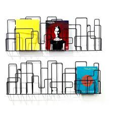 Clip On Magazine Holder 100 best Wall Mount Magazine Racks images on Pinterest Magazine 93