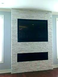 mount tv over fireplace how to hide wires for wall mounted over fireplace hang on brick