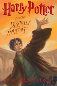 book 7 harry potter and the ly hallows cover art harry potter fan zone