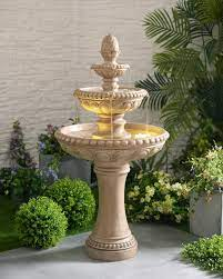 12 best outdoor fountains and backyard