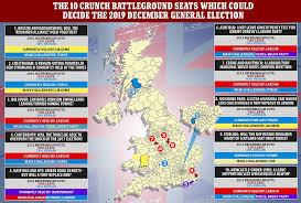 10 Battleground Seats Could Decide 2019 December General