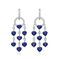 diamond and sapphire chandelier earrings er saph diaste093014 p13