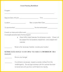 Party Planning Template Free Checklist Event Planning Worksheet Template Free Checklist Excel Check
