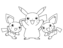 Small Picture Pokemon Coloring Pages for kids tv Coloring pages Pinterest