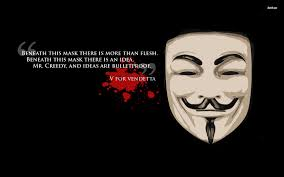 V For Vendetta Quote Wallpaper Movie Wallpapers 6211