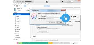 Powerful And Advanced How To Recover Reset Iphone Backup Password