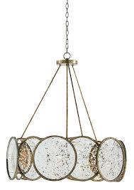 bella luna chandelier currey company