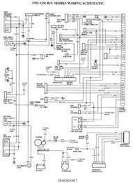 repair guides wiring diagrams wiring diagrams autozone com 8 1991 gm r v series wiring schematic