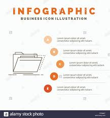 Template For Directory Archive Catalog Directory Files Folder Infographics Template For
