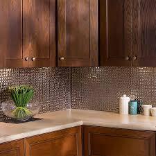 Tin Backsplashes For Kitchens Fasade Kitchen Backsplash Home And Interior