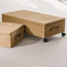 Under The Bed Storage On Wheels Gorgeous Underbed Storage Wheels Listitdallas