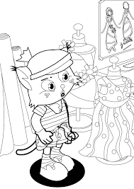 Small Picture Fashion Designer Coloring Page Handipoints
