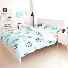 owl bedding queen owl bedding for s cotton rainbow owl bedding set cartoon modern flower fl