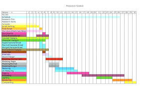 schedules template in excel excel production schedule template pryanikoff club