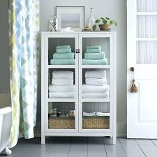 diy linen closet bathroom