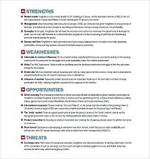 Hr Team Swot Analysis Threats Examples Opportunities Retail Personal