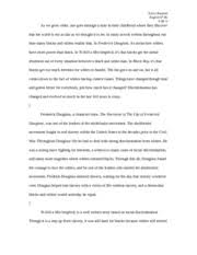 english unwind essay the character that i connect most to in the  4 pages english how to kill a mocking bird essay