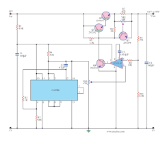 v variable power supply circuit at a dc adjustable power supply high efficiency 0 50v 1a by ca3130 ca3086