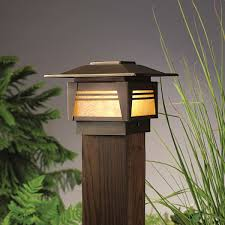 Zen LED Outdoor Lamp